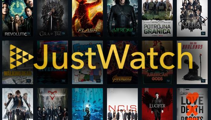 W Polsce ruszył JustWatch - portal agregujący filmy z platform VOD [1]