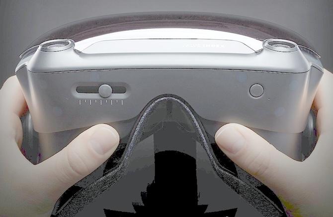 Valve Index - właściciel Steama zapowiada własny headset VR [1]