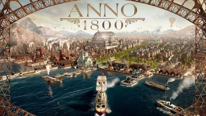Anno 1800 na wyłączność Epic Games Store i Uplay [1]