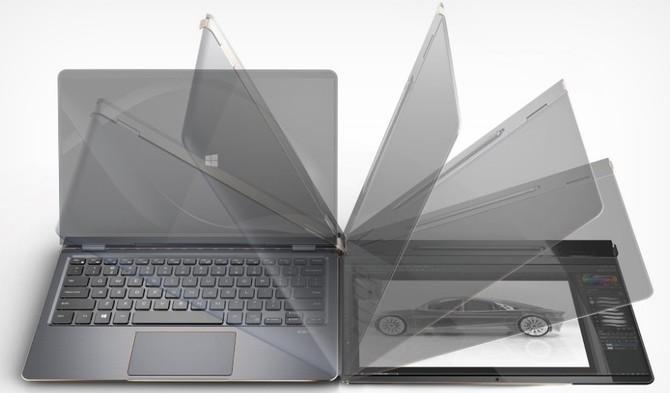 Compal DuoFlip - interesujący pomysł na laptop hybrydowy [1]