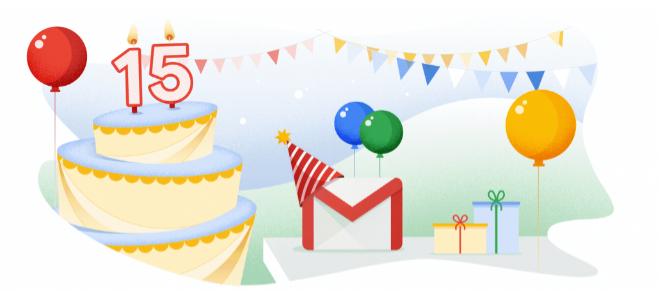 Z okazji 15 urodzin Gmail wprowadza kolejkowanie wiadomości [1]