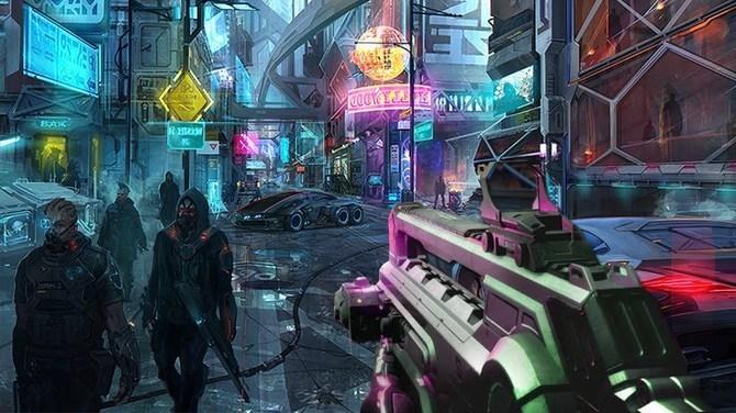 Świat w Cyberpunk 2077 będzie żył swoim życiem, obok bohatera [2]