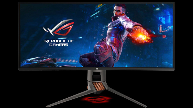 ASUS ROG Swift PG349Q - ultrapanoramiczny monitor IPS z 120 Hz [3]