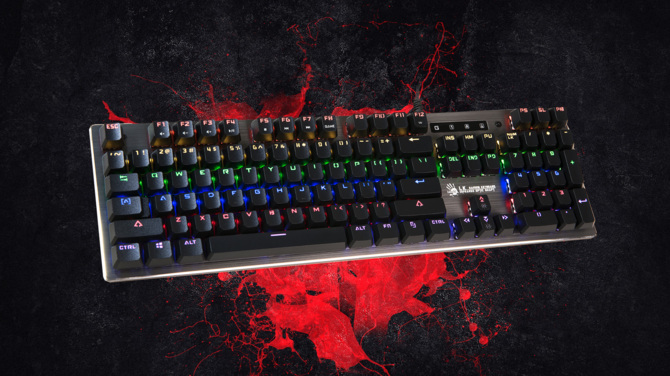 Bloody - myszy i klawiatura z PMW3360 i przełącznikami Light Strike [1]