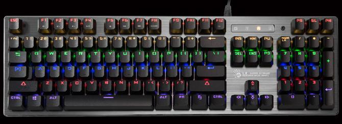 Bloody - myszy i klawiatura z PMW3360 i przełącznikami Light Strike [2]