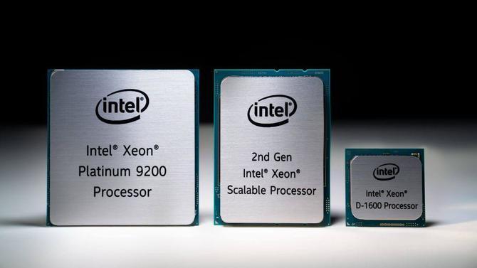 Xeon Platinum 9200 - serwerowe CPU do 56 rdzeni i 112 wątków [1]