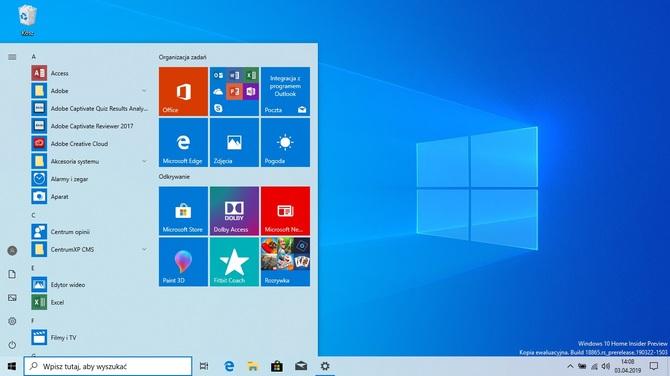 Windows 10 May 2019 Update tylko poprzez ręczną aktualizację [3]
