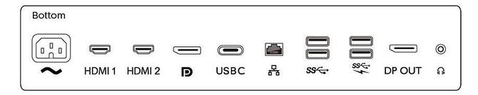 Philips 329P9H - funkcjonalny monitor 4K do wielu zastosowań [1]