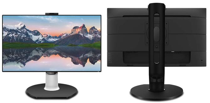 Philips 329P9H - funkcjonalny monitor 4K do wielu zastosowań [2]