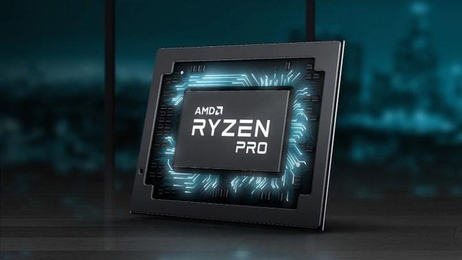 AMD: Mobilne procesory drugiej generacji Ryzen Pro i Athlon Pro [1]