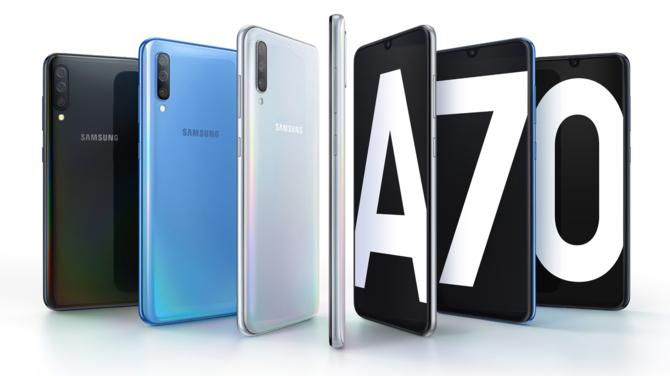Samsung Galaxy A: specyfikacja wszystkich smartfonów 2019 [2]