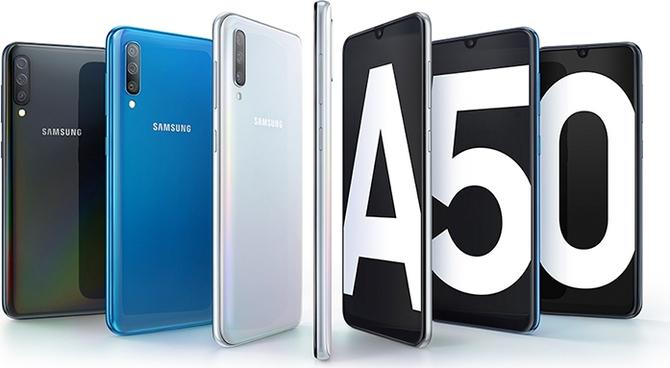 Samsung Galaxy A: specyfikacja wszystkich smartfonów 2019 [3]