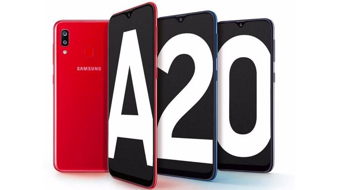 Samsung Galaxy A: specyfikacja wszystkich smartfonów 2019 [6]