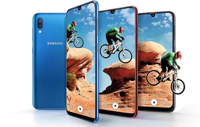 Samsung Galaxy A: specyfikacja wszystkich smartfonów 2019 [9]