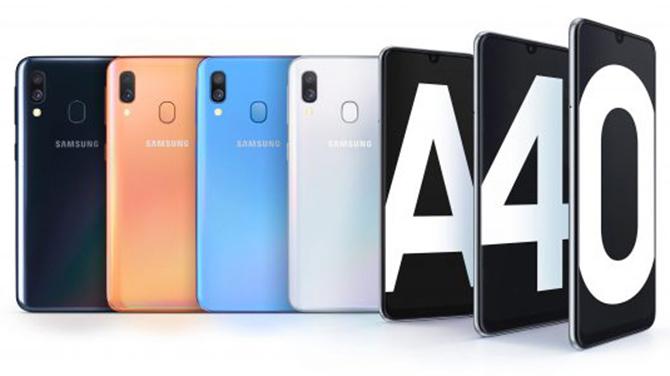 Samsung Galaxy A: specyfikacja wszystkich smartfonów 2019 [10]