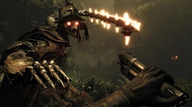 Witchfire: krótki gameplay duchowego spadkobiercy Painkillera [1]