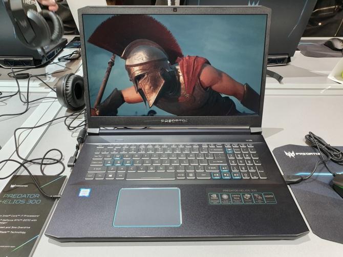 Nowe wersje Acer Helios 300 i Nitro 5 z kartami NVIDIA GTX 16xx [2]