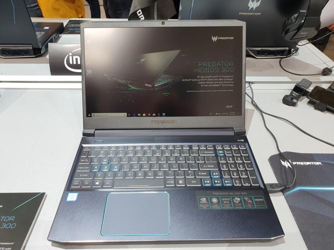 Nowe wersje Acer Helios 300 i Nitro 5 z kartami NVIDIA GTX 16xx [4]
