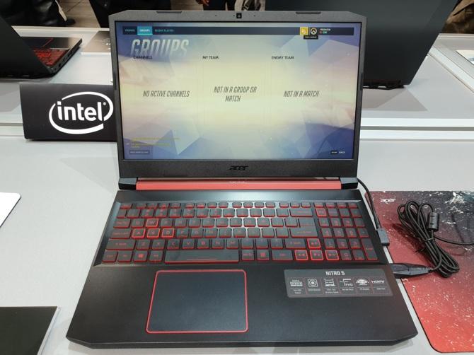 Nowe wersje Acer Helios 300 i Nitro 5 z kartami NVIDIA GTX 16xx [6]