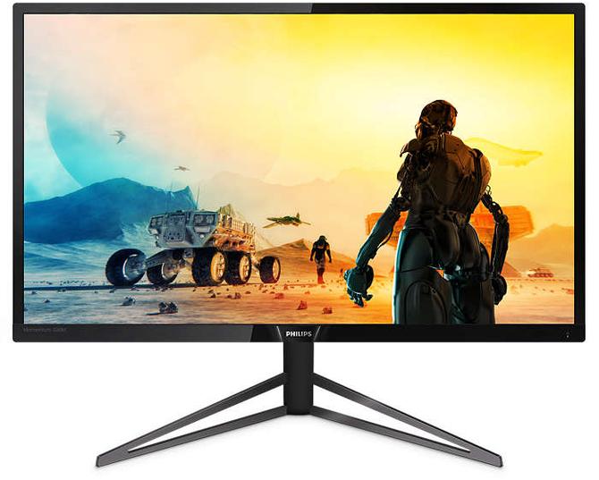 Philips 326M6VJRMB: Monitor 4K HDR dla graczy konsolowych [2]