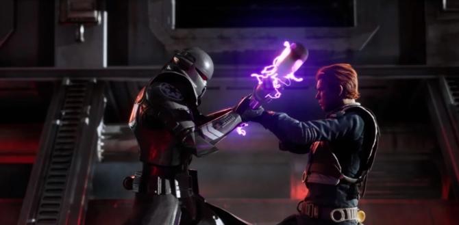 Star Wars: Jedi Fallen Order - zwiastun, data wydania i szczegóły [1]