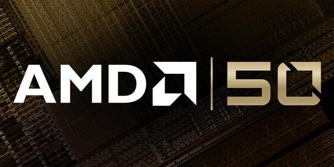 AMD szykuje jubileuszowego Ryzena 7 2700X na 50-lecie firmy [1]