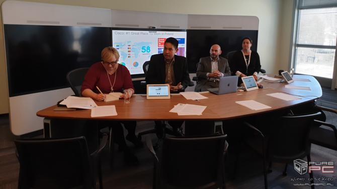 Cisco: Kraków to najważniejsza lokalizacja w regionie EMEAR [1]