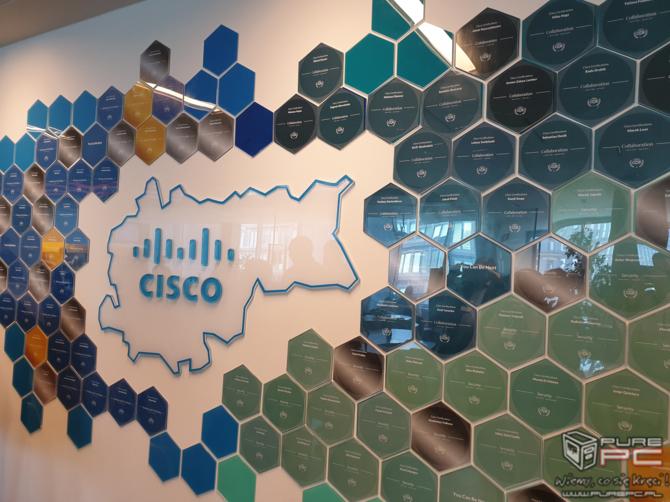 Cisco: Kraków to najważniejsza lokalizacja w regionie EMEAR [10]