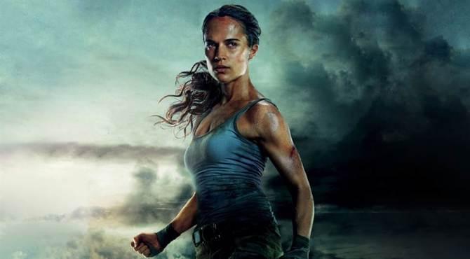 Sequel filmu Tomb Raider z Alicią Vikander jest już w produkcji [2]