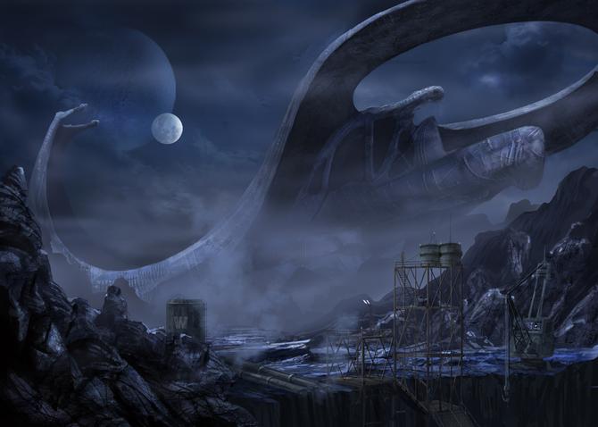 Aliens: Crucible od Obsidian miał być jak Prometeusz i Mass Effect [2]