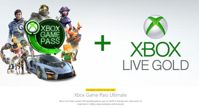 Xbox Game Pass Ultimate to nowa usługa dla graczy od Microsoftu [2]
