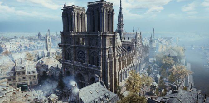 Assassin's Creed: Unity za darmo w związku z pożarem Notre Dame [2]
