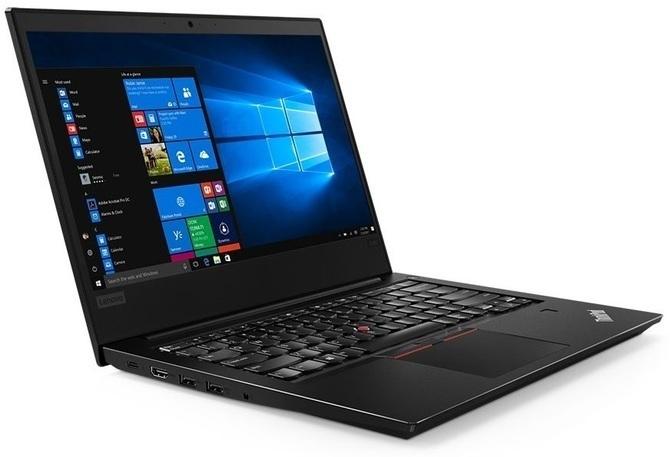 Lenovo ThinkPad E495 oraz E595 w procesorami AMD Ryzen Mobile [1]