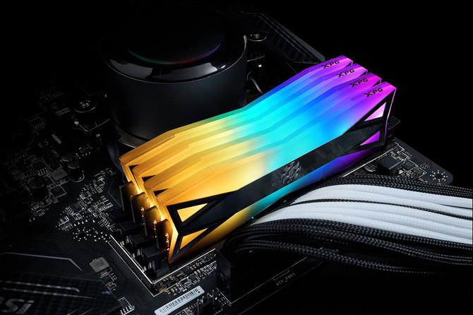Pamięć RAM ADATA XPG Spectrix D60G - Dobre parametry i LEDy [2]