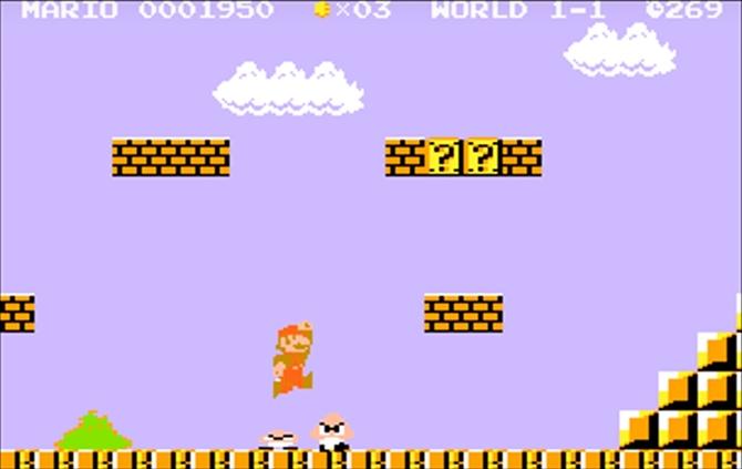 Super Mario Bros na Commodore 64 - konwersja zajęła 7 lat! [1]