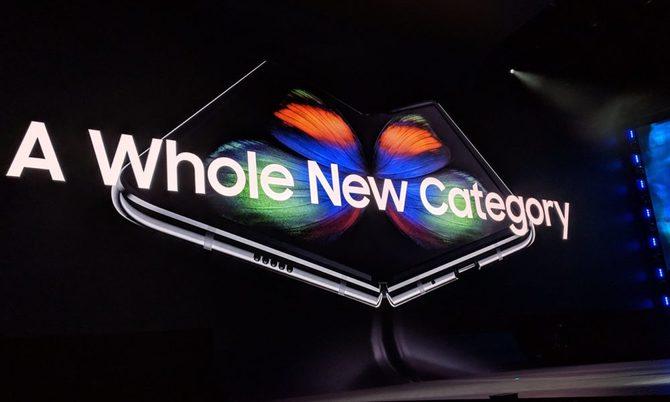 Samsung Galaxy Fold - premiera w Chinach opóźniona [2]