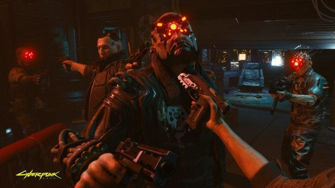 Cyberpunk 2077 różni się od dema z E3. Inspiracje Vampire i Deus Ex [1]