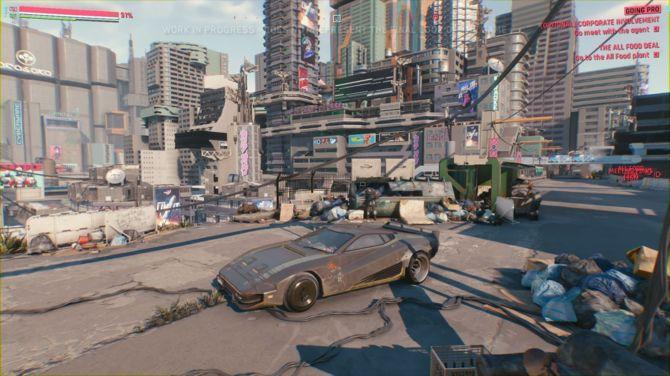 Cyberpunk 2077 różni się od dema z E3. Inspiracje Vampire i Deus Ex [2]