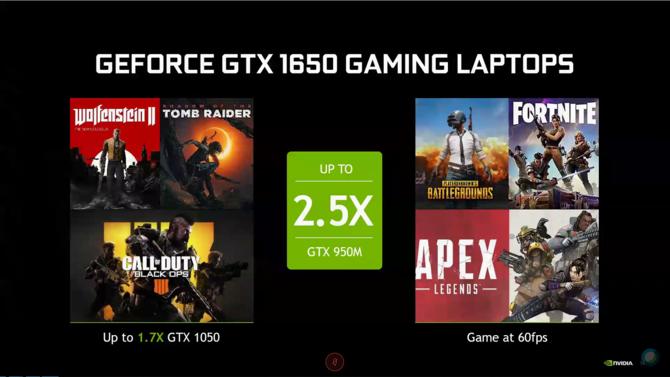 GeForce GTX 1650 i GTX 1660 Ti - oficjalny debiut w notebookach [12]