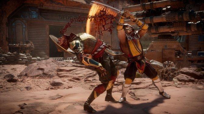 Mortal Kombat 11: Gracze wystawili tylko 3,3 pkt grze na Metacritic [2]