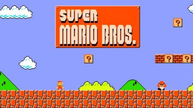 Nintendo blokuje fanowską konwersję Super Mario Bros na C64 [1]