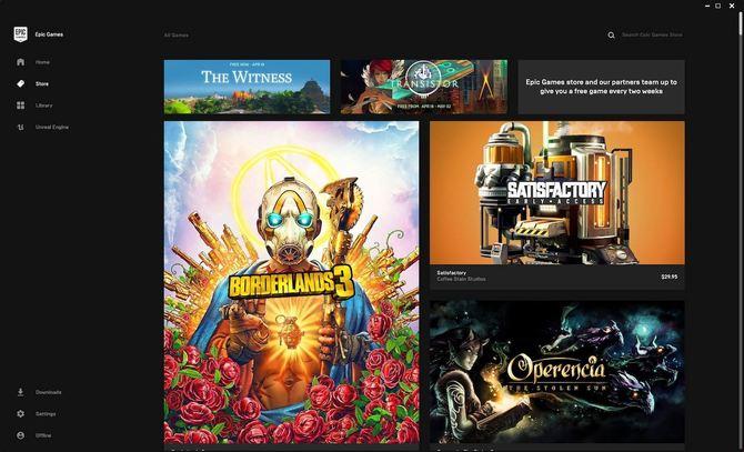 Epic: zrezygnowalibyśmy z wyłączności gdyby Steam płacił więcej [2]