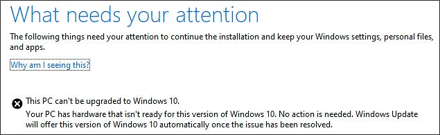 Windows 10: Majowa aktualizacja jednak nie taka bezproblemowa [1]