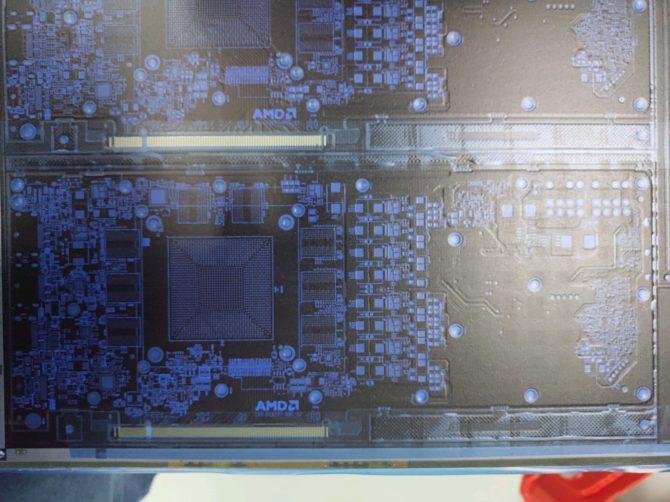 AMD Navi - mamy pierwsze zdjęcie laminatu karty [1]