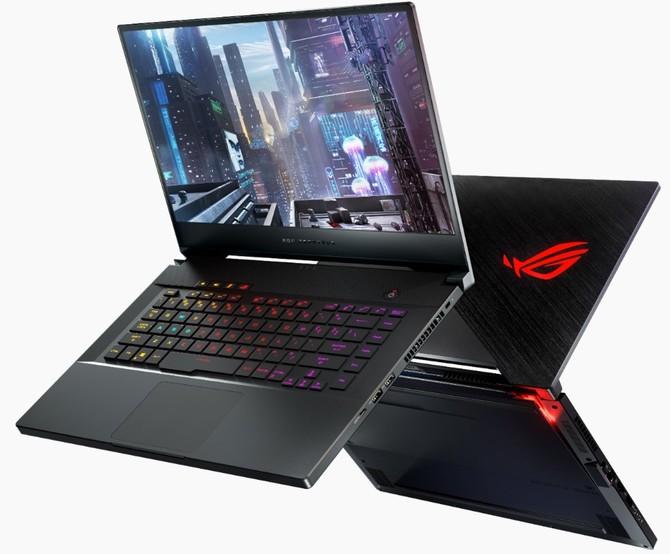 Nowe laptopy ASUS Zephyrus GX502 z NVIDIA GeForce RTX 20x0 [1]