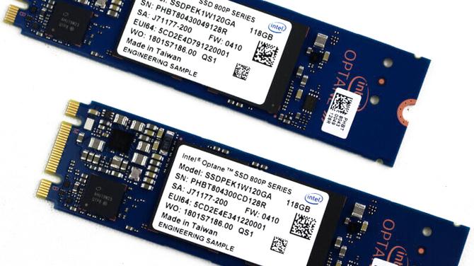 Intel: Oczekujemy dalszych spadków cen pamięci SSD i RAM [1]