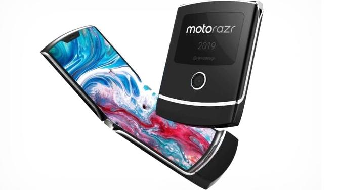 Motorola Razr - rendery nadchodzącego składanego smartfona [3]