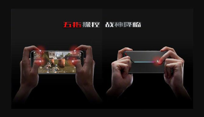 Nubia Red Magic 3 - smartfon z wentylatorem i chłodzeniem cieczą [1]