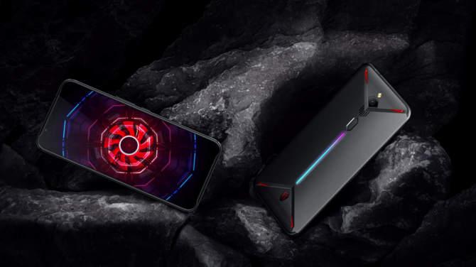 Nubia Red Magic 3 - smartfon z wentylatorem i chłodzeniem cieczą [2]