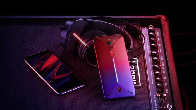 Nubia Red Magic 3 - smartfon z wentylatorem i chłodzeniem cieczą [3]